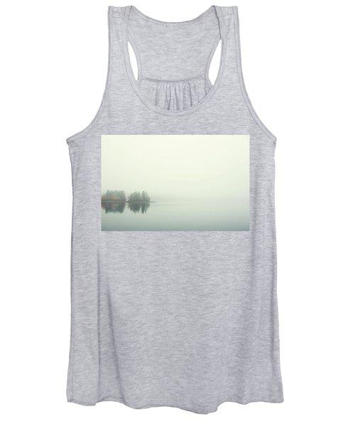 Morning Fog Women's Tank Top