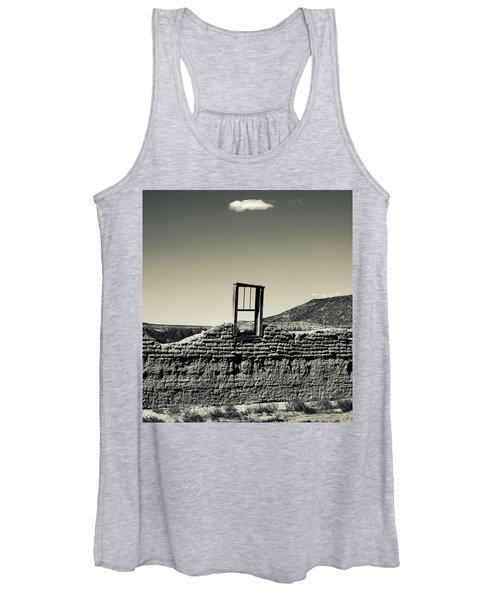 Sacred Window  Women's Tank Top