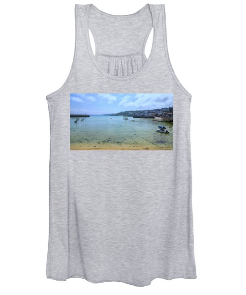 St Ives Cornwall Women's Tank Top
