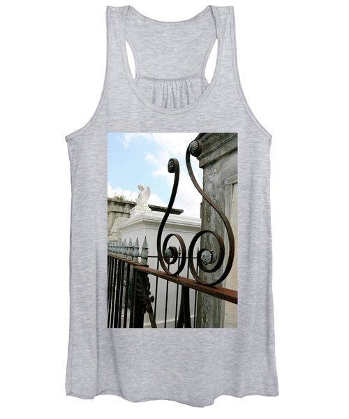 Protection Of The Lost Women's Tank Top