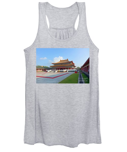The Confucius Temple In Kaohsiung, Taiwan Women's Tank Top
