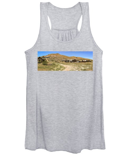 The Ghost Town Women's Tank Top