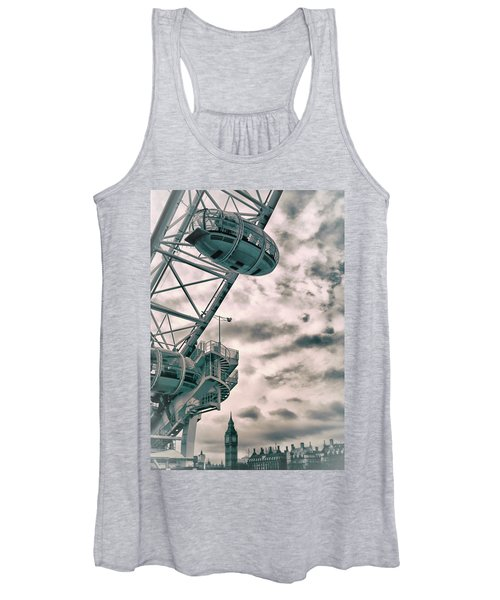 The London Eye Women's Tank Top