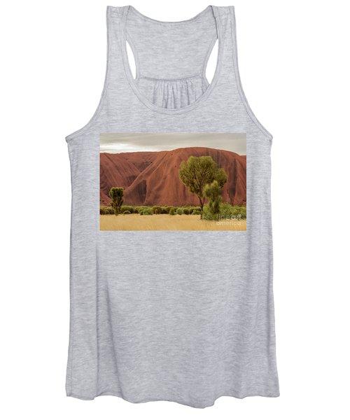 Uluru 08 Women's Tank Top