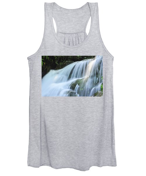 Waterfall Scenery Women's Tank Top