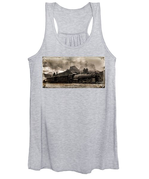 2816 Empress At Three Sisters - Canmore Women's Tank Top