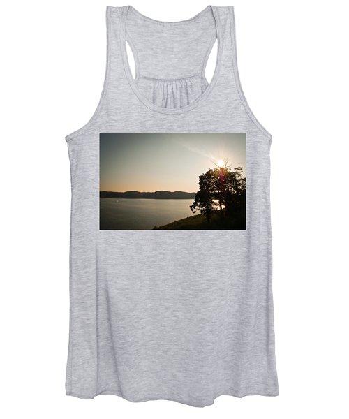 Lake Cumberland Sunset Women's Tank Top