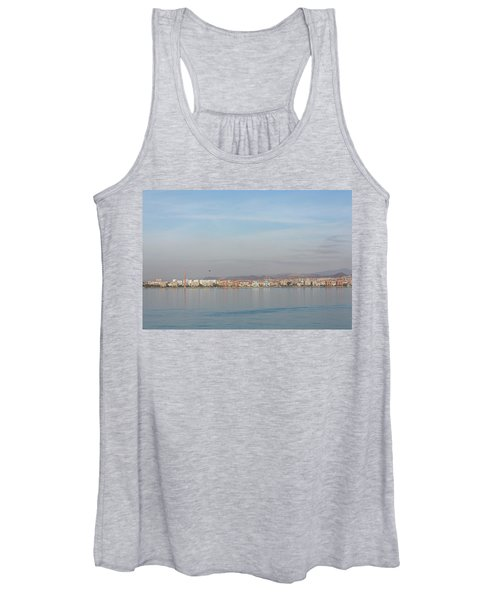 Shoreline Reflections Women's Tank Top