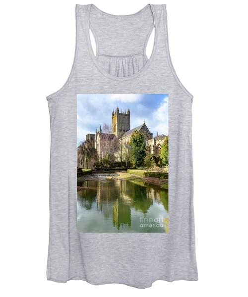 Wells Cathedral Women's Tank Top