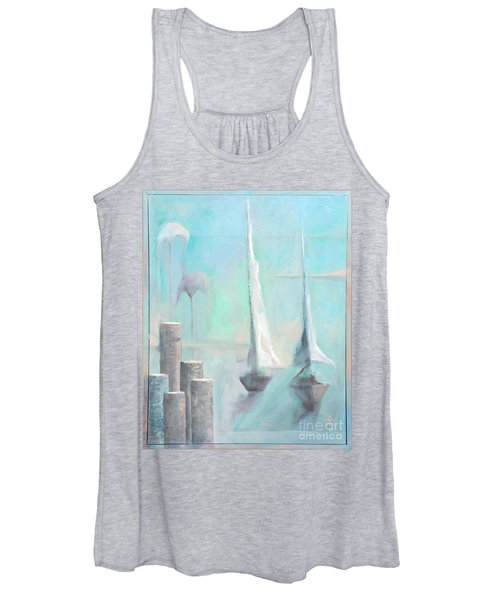 A Morning Memory Women's Tank Top