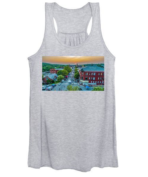 3rd Thursday Sunset Women's Tank Top