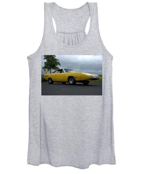 1970 Plymouth Roadrunner Superbird Women's Tank Top