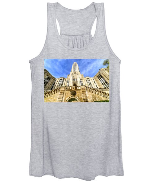 Cathedral Of Learning Women's Tank Top