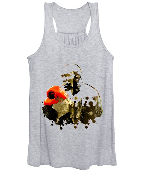 Evander Holyfield Collection Women's Tank Top