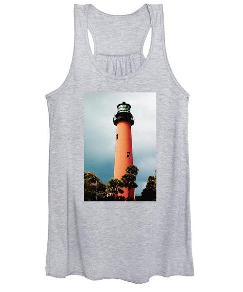 The Lighthouse Women's Tank Top
