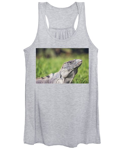 Iguana Women's Tank Top