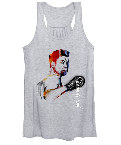 Jack Dempsey Collection Women's Tank Top