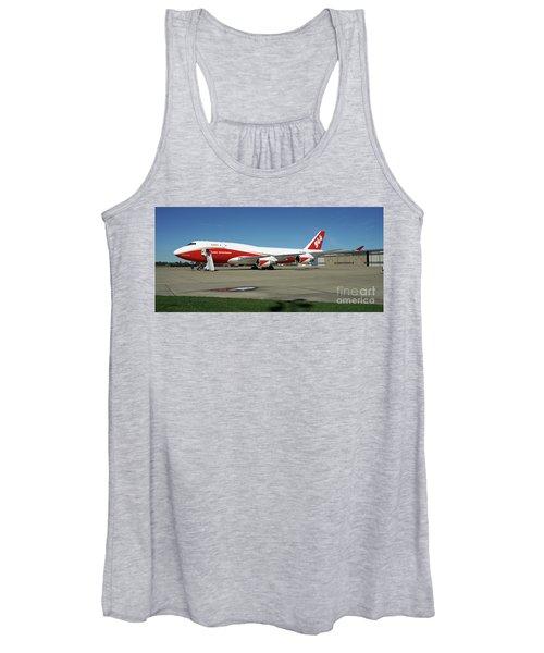747 Supertanker Women's Tank Top