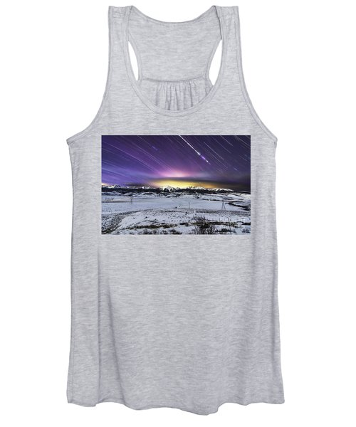 7,576 Seconds Women's Tank Top