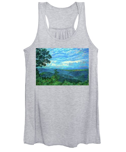 A Break In The Clouds Women's Tank Top