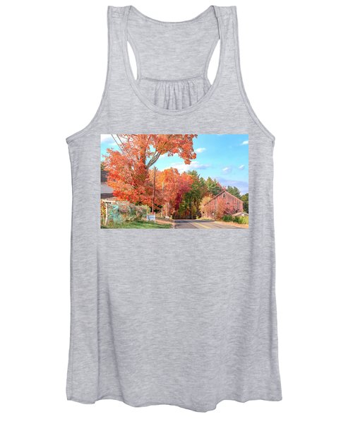 A Drive In The Country Women's Tank Top