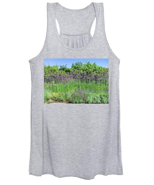 A Herb Garden Women's Tank Top