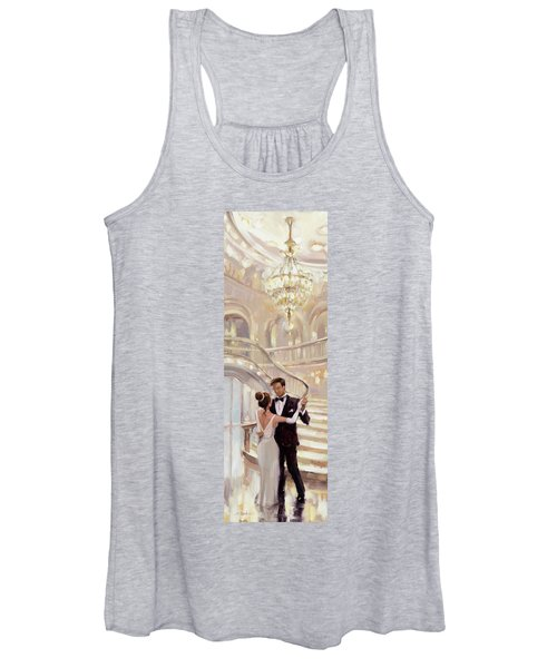 A Moment In Time Women's Tank Top