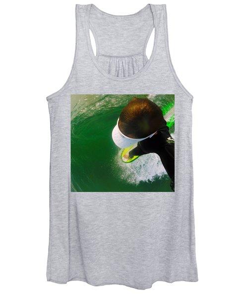 A Pelican's View Women's Tank Top