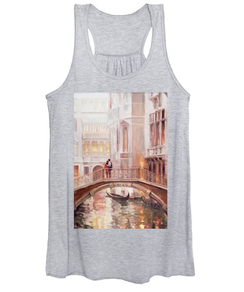 A Perfect Afternoon In Venice Women's Tank Top
