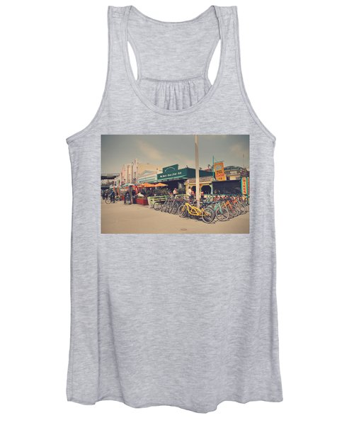 A Perfect Day For A Ride Women's Tank Top