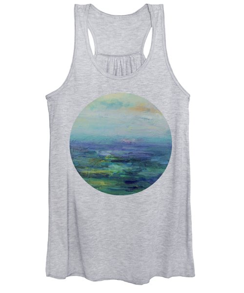 A Place For Peace Women's Tank Top