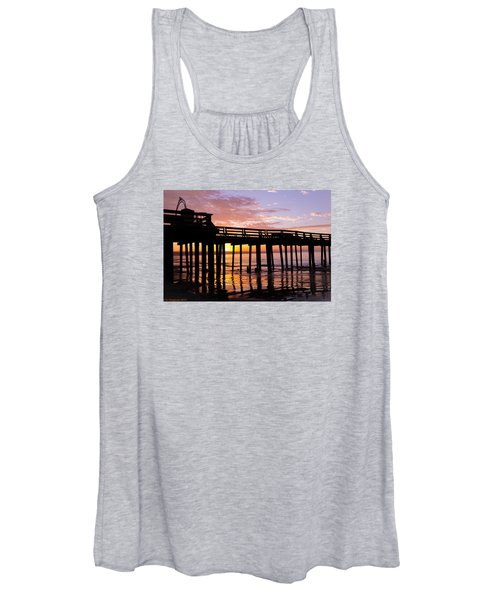 A Quiet And Beautiful Start Women's Tank Top