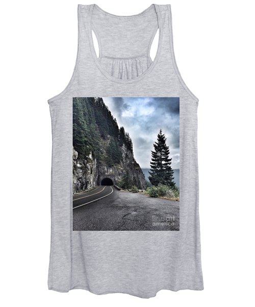A Road To Nowhere Women's Tank Top
