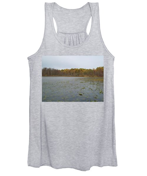A Step Back Into Time Women's Tank Top