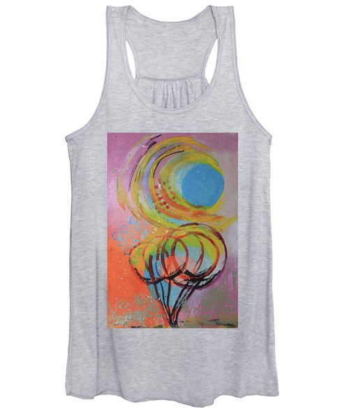 A Sunny Day Women's Tank Top