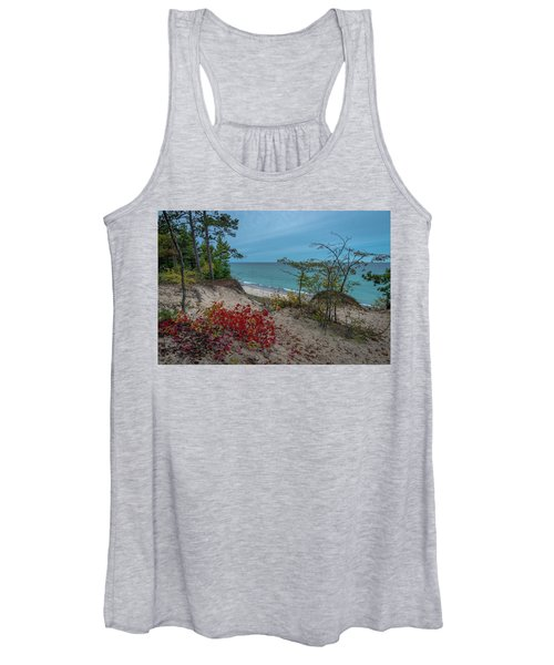 A Touch Of Color  Women's Tank Top