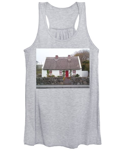 A Wee Small Cottage Women's Tank Top