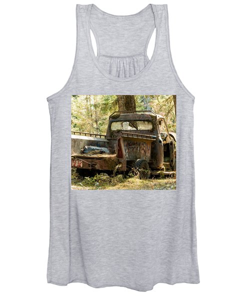 Abandoned And Abused Women's Tank Top