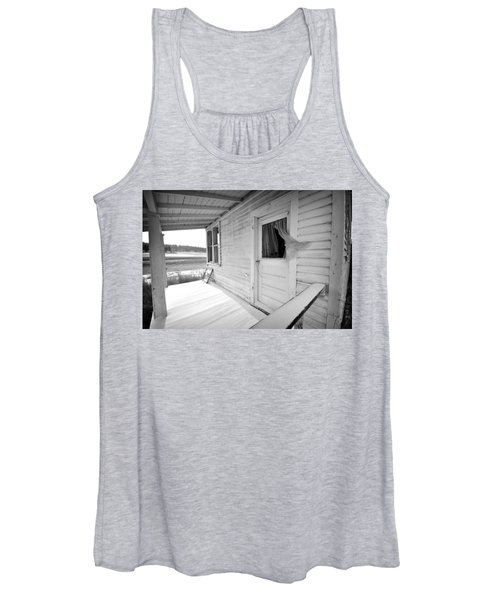Abandoned Home Women's Tank Top