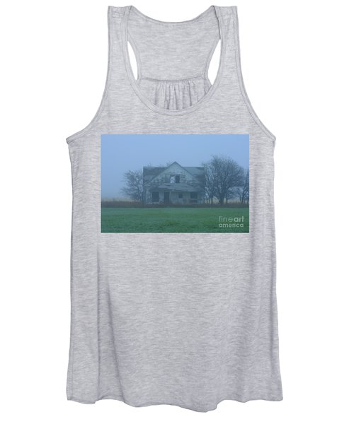 Abandoned In Oklahoma Women's Tank Top