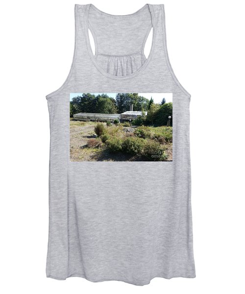Abanoned Old Horticulture Women's Tank Top