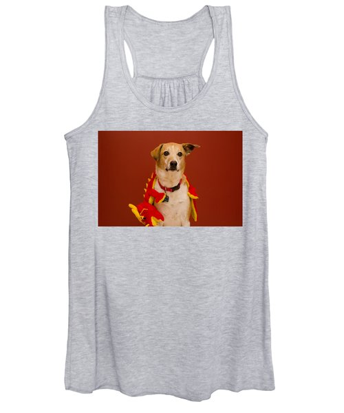 Abbie And Dragon Toy Women's Tank Top
