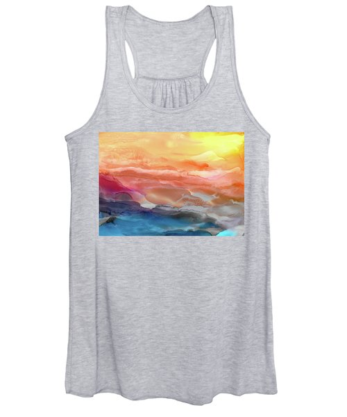 Above The Abyss Women's Tank Top