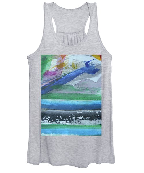 Abstract-18 Women's Tank Top