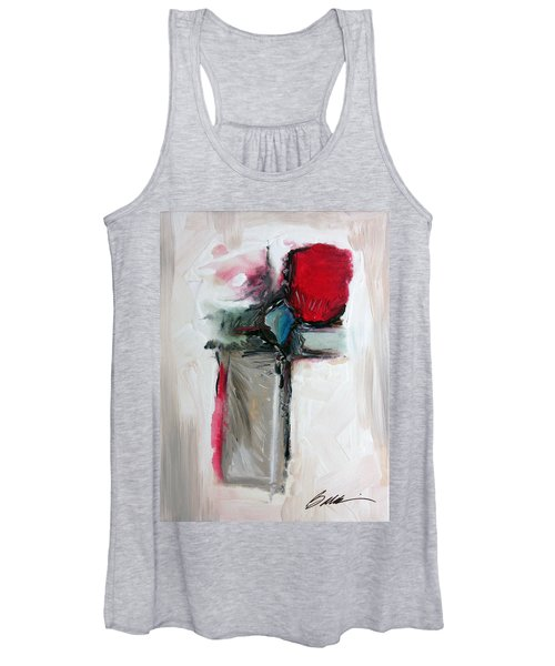 Abstract 200709 Women's Tank Top