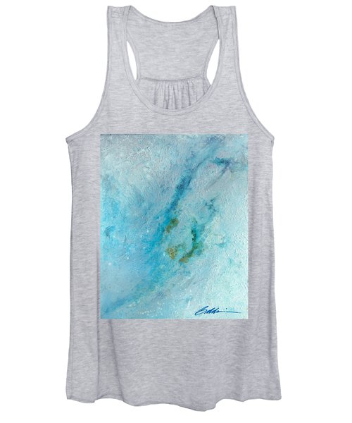 Abstract 200907 Women's Tank Top