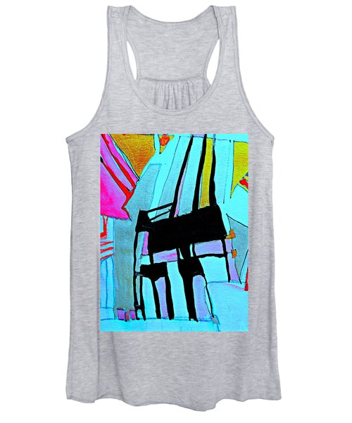 Abstract-28 Women's Tank Top