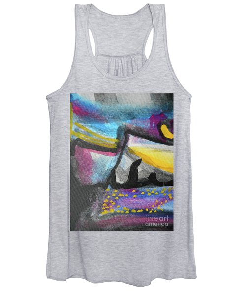 Abstract-4 Women's Tank Top