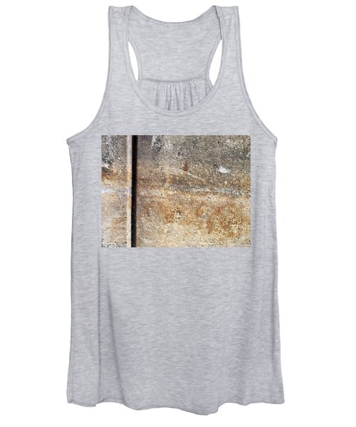 Abstract Concrete 17 Women's Tank Top