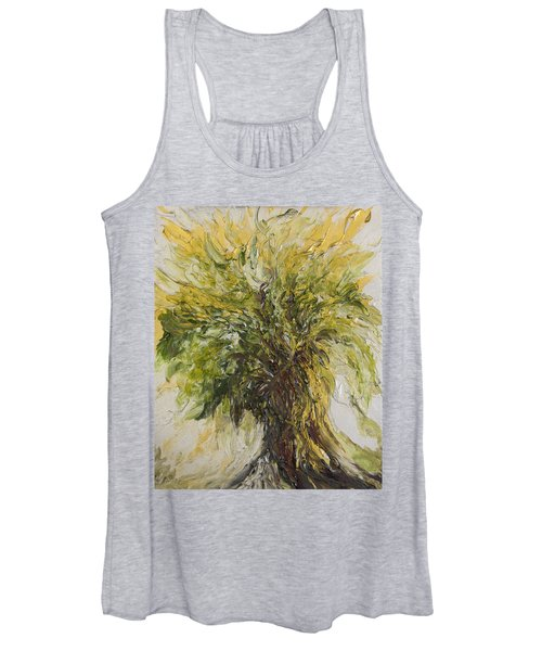 Abundance Tree Women's Tank Top